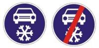 Zimní pneu - značky