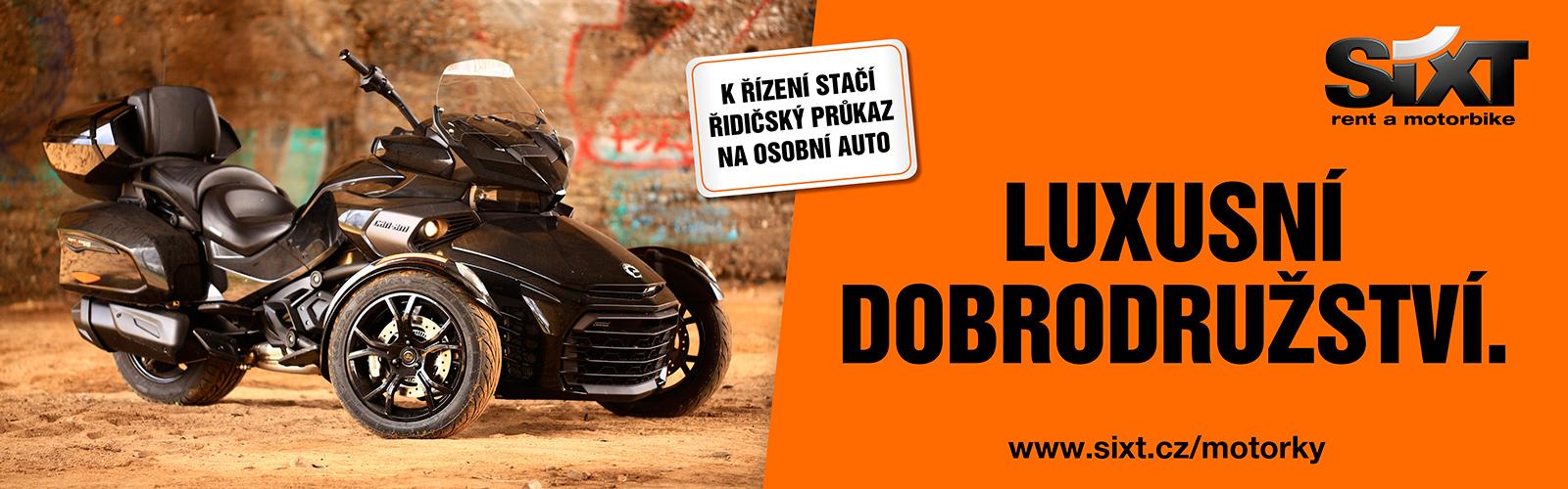 Motorbike CAN-AM