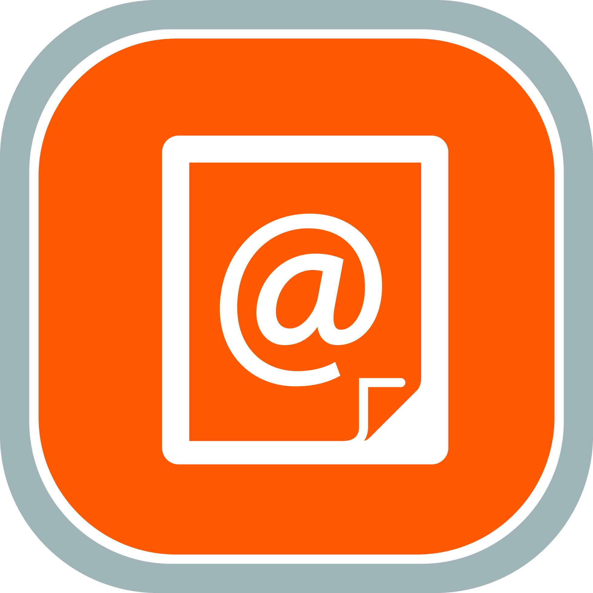 Elektronická fakturace logo