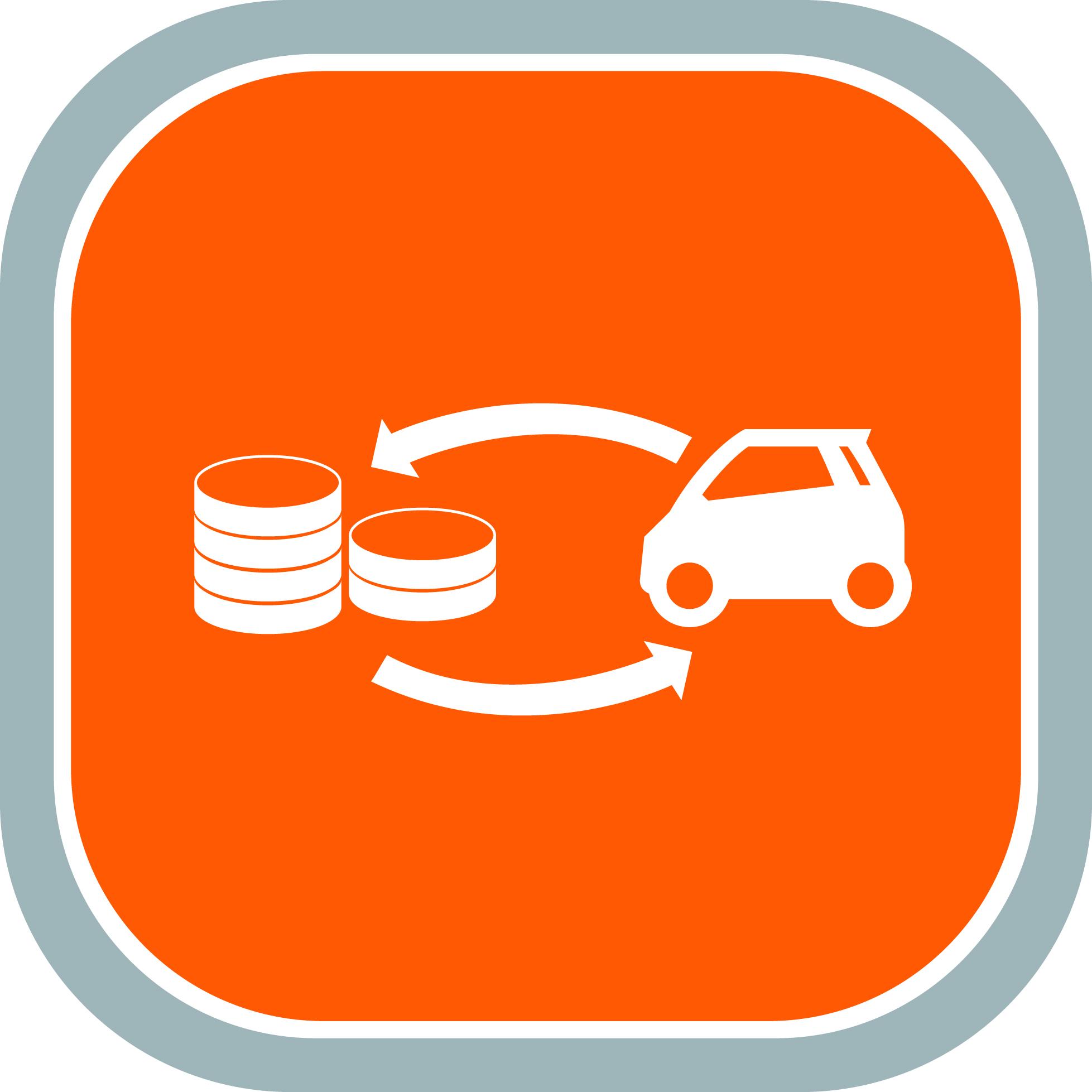 Zpětný operativní leasing logo
