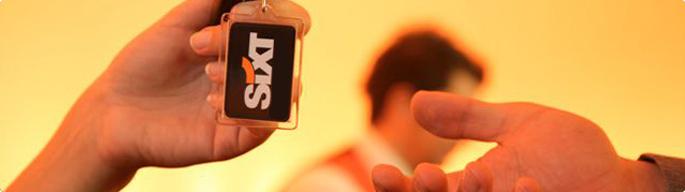 Produkty a služby operativního leasingu Sixt