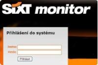 Sixt monitor náhled